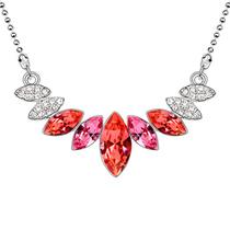 奥地利水晶项链--香草美人 女项链 短款项链 韩国项链 韩版项链 价格:72.00