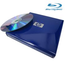 蓝光刻录利器 HP/惠普 外置蓝光光驱 BD-RE USB移动蓝光DVD刻录机 价格:298.00