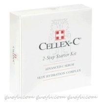 Cellex C 2步初学者工具包高级C血清、皮肤Hydratio Cellex-C 2- 价格:1075.00