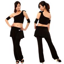 冲冠 肚皮舞服装 肚皮舞套装 新款 斜肩上衣S42+蝴蝶裙裤k12 价格:48.50