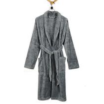 包邮美国原单正品 秋冬加大加厚珊瑚绒睡袍男睡衣浴袍 价格:99.00