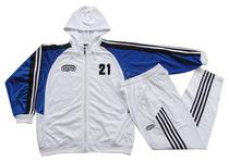 马刺队21号邓肯出场训练运动服 长袖篮球服套装 有加大号/儿童码 价格:108.00