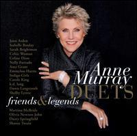 Anne Murray - Duets: Friends and Legends  美版直购 价格:145.00