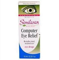 特价瑞士Similasan天然健康舒缓 滴眼露*10ml*电脑用眼必备 价格:68.00