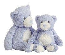 """极光世界Quizzies 12.5""""蓝色毛绒熊Aurora World Quizzies 12.5"""" 价格:213.00"""