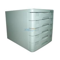 易达利INTELLI五层桌面带锁文件柜FS-1039 价格:189.00