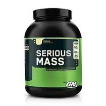 免运费包美国直邮欧普特蒙Optimum Serious Mass增肌粉6磅香草 价格:508.00