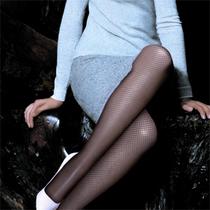 曼姿40d复古性感细密小网格提花连裤袜 MANZI春秋季女丝袜防勾丝 价格:15.00