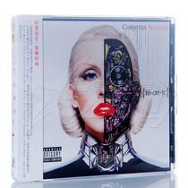 【正版】Christina Aguilera 克里斯蒂娜:Bionic 仿生学 CD 价格:38.00