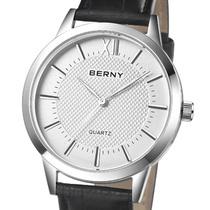 原装正品Berny/伯尼 正装男表石英男士手表 石英表 全国联保 包邮 价格:236.00