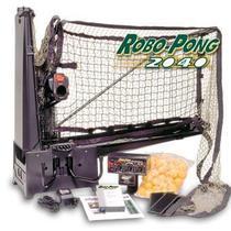 乐吉高手乒乓球发球机ROBO-PONG 2040(决战型),带自动回收网 价格:3580.00