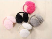 秋冬YOYO新品韩国  特价百搭保暖毛绒耳罩耳套 价格:2.40