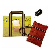 手提式包中包 包中袋 收纳电脑包 收纳包 ipad包女包 韩版 中大号 价格:17.40