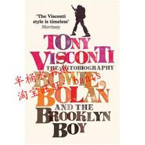Tony Visconti: The Autobiography: Bowie, Bolan an/正版书籍 价格:61.00