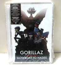 GORILLAZ---SLOEBOAT TO HADES PHASE TWO 原盘 DVD140.S 价格:25.00