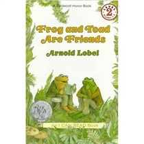 汪培�E私房书 I can read 系列 Frog and Toad Are Friends 价格:22.00