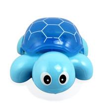 电动玩具乌龟 儿童音乐龟玩具 0-1岁爬行玩具 男女宝宝六一节礼物 价格:11.78