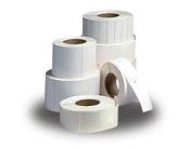 铜板纸标签 100*60*1000张/卷 斑马打印机标签TSC245条码标签 价格:32.00