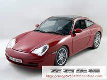美驰图maisto 1:18 保时捷 911TARGA 硬顶红色 汽车模型 美驰图 价格:255.00