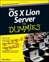 Mac OS X Lion Server For Dummies/John Rizzo/正版书籍 价格:216.70