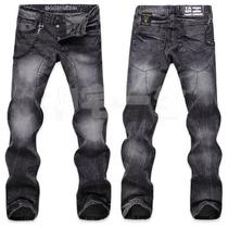 【郡爵】TK/菊池武夫 代工极品 3D立体裁剪 男款修身单宁布牛仔裤 价格:225.00