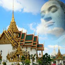 【杭州直飞泰国往返】大城、曼芭6日5晚跟团游 【815】 价格:8000.00