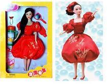 礼品.玩具.工艺品.芭比.羽西.优惠.促销.泡泡仙女娃娃 价格:18.00