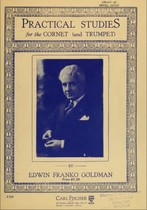 EFGoldman-Practical Studies for the Cornet【小号教程】 价格:45.00