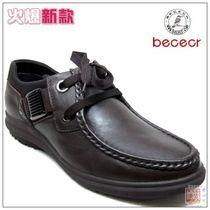 Bececr彼克尔/西班牙啄木鸟皮鞋 男士气垫商务休闲皮鞋 1627-3963 价格:439.00