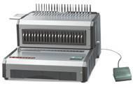 电动装订机 胶圈装订机 千页百汇D160电动胶圈装订机 梳式装订机 价格:2980.00