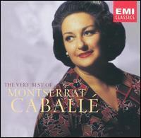 EMI The,the Very Best Of Montserrat Caballe 价格:145.00