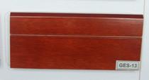 奥盛 卡扣进口实木踢脚线。欧美风格免钉。无钉孔。 价格:15.88