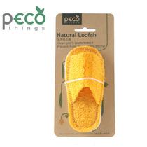Pecothings 品然天然植物丝瓜络宠物磨牙玩具 拖鞋 狗狗丝瓜玩具Q 价格:12.80