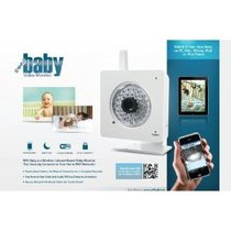 婴儿监视器 WiFi Baby Video Monitor 可用于iPhone, iPad等 价格:2688.00