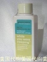 基层润肤霜-通宵湿洗剂与暹罗GRASSROOTS MOISTURIZER-Overnight 价格:337.00