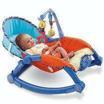费雪 电动婴儿宝宝多功能轻便音乐摇椅宝贝躺椅摇篮逍遥椅 价格:499.00