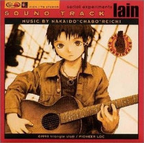《玲音原声音乐》(serial experiments lain ost)(3CD) 价格:18.00