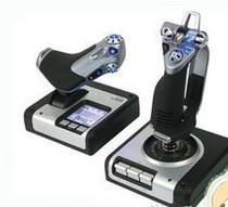 SAITEK 赛钛客X52 PRO猎鹰飞行摇杆 游戏摇杆 价格:1469.00