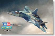 【恒辉模型】HOBBYBOSS 俄罗斯T-50战斗机 87257 价格:124.00