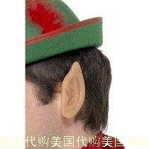 红宝石软乙烯指出Elf耳朵皮肤色成人Rubies Soft Vinyl Pointed 价格:114.00