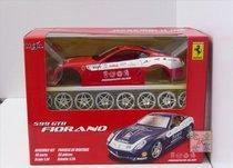 1:24马莎图 法拉利599GTB赛车 拼装/组装合金车模 红 价格:120.00
