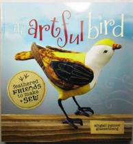 英文原版 The Artful Bird: Feathered Friends to Make and Sew 价格:48.00