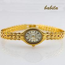 正品BABILA韩版时尚手表镂空手链石英表 时装女生手表椭圆型5324 价格:198.00