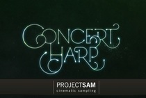 Project Sam Concert.Harp EXP 影视竖琴音源 价格:5.00