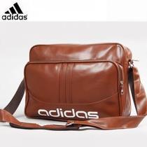 2013 adidas阿迪达斯LOGO书包单肩斜挎包男包运动包 学生包3色 价格:88.00