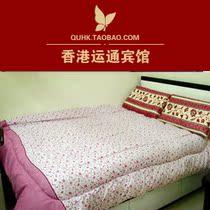 香港酒店预订 香港住宿预定 旺角 香港运通宾馆 香港家庭旅馆定房 价格:480.00