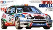 【上海3G模型】田宫汽车模型 24209 TOYOTA丰田 COROLLA WRC 价格:95.00