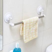 飞达三和 毛巾架 吸盘强力 毛巾杆 吸盘 毛巾 架 单杆 不锈钢 价格:15.00