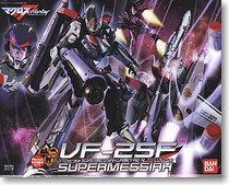 模界限 万代 超时空要塞 03 VF-25F Super Messiah 重装型 价格:390.00