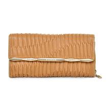 特价2013新款一品朵夫人杰曼西简女式金狐狸专柜正品钱卡包包邮 价格:158.00